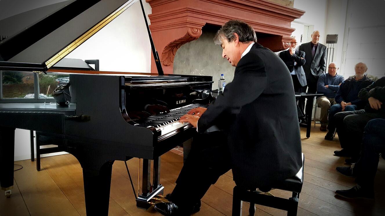 Pianostudio Markov - Pianoles in Enschede